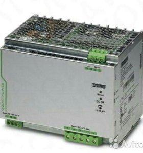 Блок питания phoenix contact 220 AC/24DC/40