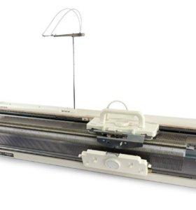 Двухфонтурная электронная вязальная машина Silver
