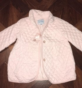 Пальто новое на девочку 1.5-2 года
