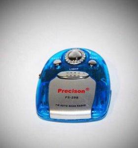 Портативный радиоприёмник Precison PS-298