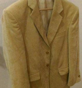 Пиджак мужской вельветовый