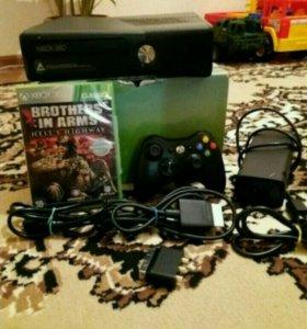 Xbox360 на 250гб