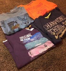 Кофты, рубашки