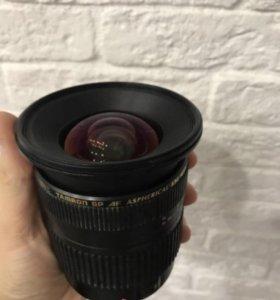 Объектив Tamron 17-35mm 2.8f (canon)