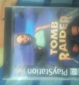 Tomb raider для sony ps one