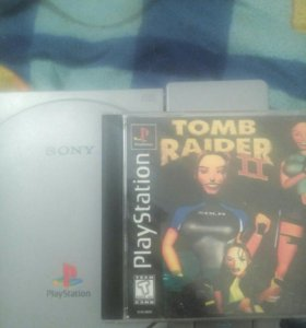Tomb raider 2 для sony ps one