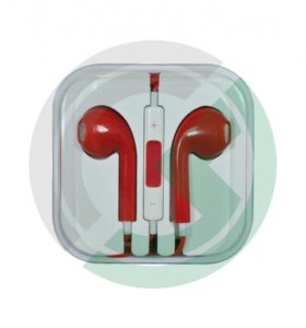 Apple Earpods / наушники для iPhone / Гарнитура
