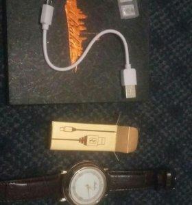 Умные и подарочный часы
