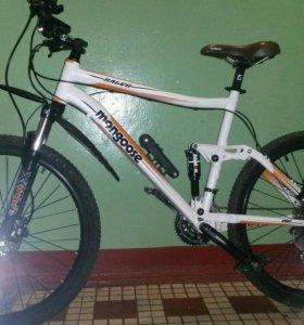 Mongoose salvo Sport 26