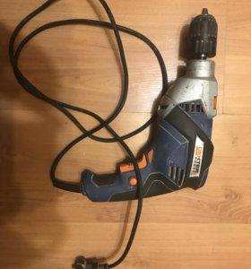 Ударная дрель dexter power 810Вт,230v