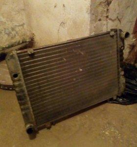 Радиатор для газели