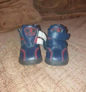 Детские ботинки р.22