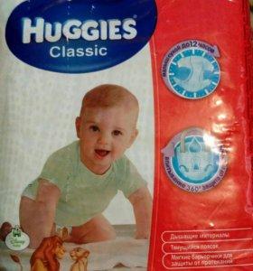 Памперсы Huggies 4 и 5