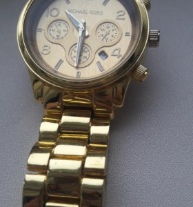 Michael Kors Stainless steel back