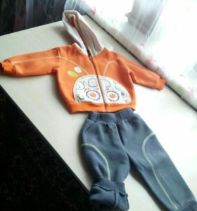 Детский костюм с2-7мес