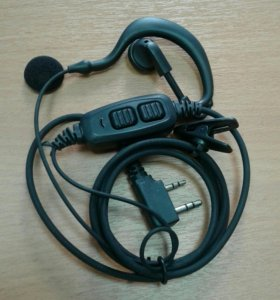 Двухкнопочная гарнитура для Baofeng UV-82