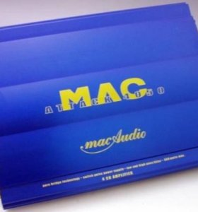 Усилитель MacAudio Mac Attack 4050