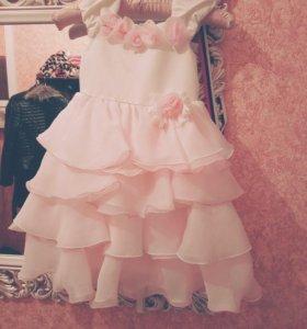 Платье, 116 см