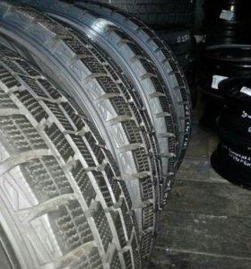 "Комплект зимних шин ""DUNLOP WINTER MAXX 175/65R14"""