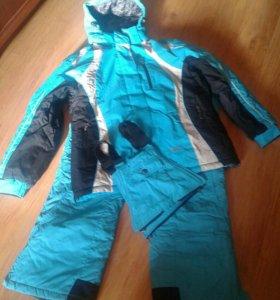 Горнолыжный костюм новый р.52-54