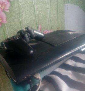 SonyPlast 3 super slim 500гб