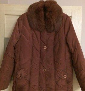 Куртка, осень тёплая, состояние отличное