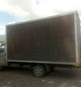 Газель грузовой фургон