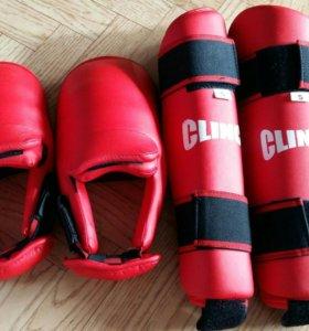 Защита для занятия каратэ