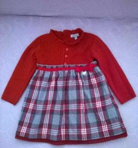 Платье для девочки 94 см
