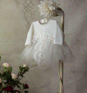 Платья для маленьких принцесс