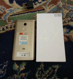 Xiaomi redmi note 4 x 16gb