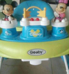 Ходунки Disney