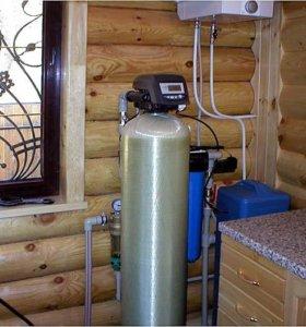 Фильтры системы очистки воды