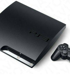 Прошитая PlayStation 3 Slim