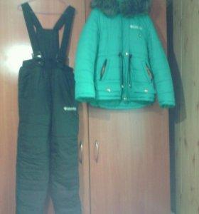 Куртка со штанами