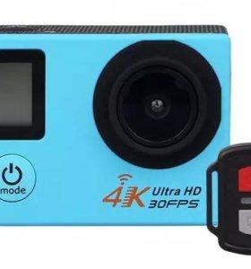 Экшн-камера Action Camera H22R Ultra HD 4K Wi-Fi
