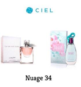 Философия аромата La vie est belle Lancome