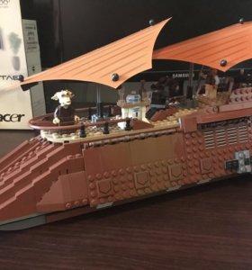 LEGO 75020 Пустынный корабль Джаббы