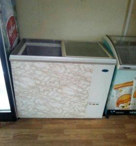 Холодильник ларь