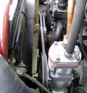 Плита компрессора на Валдай Бычок Газ Паз