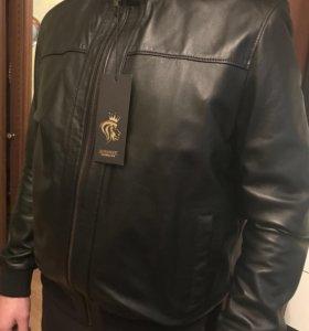 Куртка мужская. Натуральная кожа.
