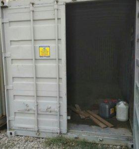 Бытовка инструменталка, модуль контейнер