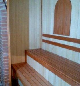 Ремонт стен и потолков обшивка