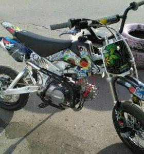 Питбайк JMC 110 S