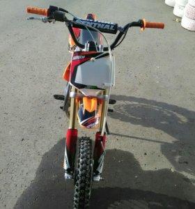 Питбайк JMC 125 S