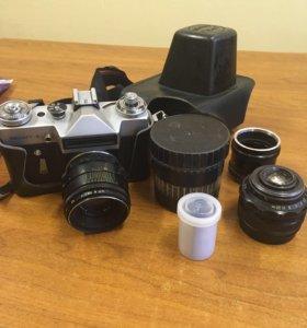 Фотоаппарат «Зенит»