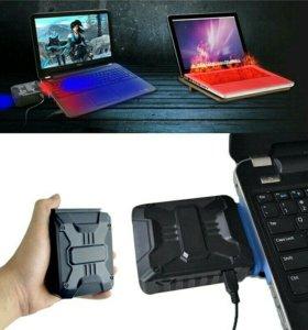 Супер охлождение для ноутбука