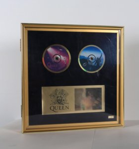 Queen Ultimate Collection 20CD Box Cabinet 1995