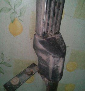 защита бампера