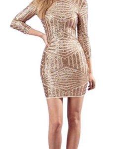 Новое роскошное платье оригинал